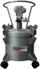 2.5 Gallon Pressure tank Single Regulated and Air Agitated, C.A. Technologies