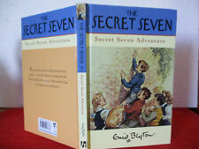 Enid Blyton SECRET SEVEN ADVENTURE hardcover GEORGE BROOK