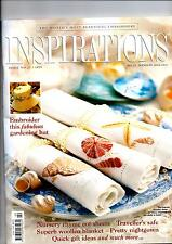 Inspirations The World's Most Beautiful Embroidery, Issue No 22 - 1999,patterns