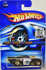 HOT WHEELS 2006 1941 WILLYS COUPE #170 FACTORY SEALED