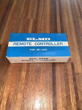 elmo gs 1200 - Remote Controller