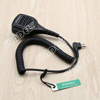 REMOTE SPEAKER MIC for MOTOROLA PMMN4013A CP200 CT250 P1225 CP185 PR400 RDV2020