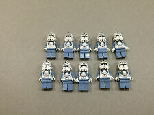 LEGO Clone Trooper Lot of 10 Star Wars Minifigure minifig Huge LOT Clones M220