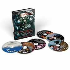 JETHRO TULL 'STORMWATCH' (40th Anniv. Edition) 4CD+2DVD Set Released 15/11/2019