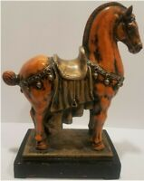 Ancient Chinese tang Dynasty Museum Quality Horse Sculpture Replica