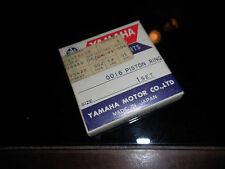 NOS Yamaha OEM 1980 YZ125 Piston Rings 0.50 O/S 2X3-11601-20