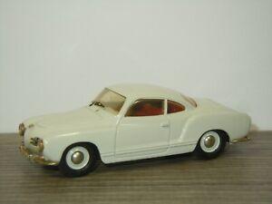 1955 VW Volkswagen Karmann Ghia Coupe - Tin Wizard 151 - 1:43 *46405