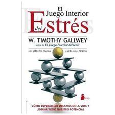 Juego interior del estres, El (Spanish Edition)-ExLibrary