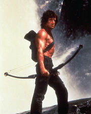 Stallone, Sylvester [Rambo] (42257) 8x10 Photo