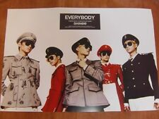 SHINee - Everybody [OFFICIAL] POSTER K-POP *NEW*