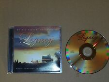 Legacy (Soundtrack) (CD 2001) Merrill Jenson