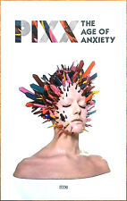PIXX The Age Of Anxiety 2017 Ltd Ed RARE New Poster +FREE Indie Pop Rock Poster!