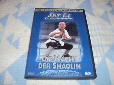 Jet Li - Die Macht der Shaolin  DVD