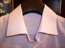 Camicia CLASSICA - ANTICO BORGO - Taglia 40 - 15 3/4 - 100% Cotone