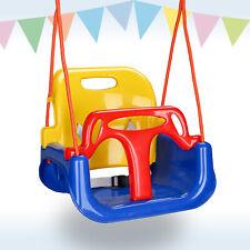 Babyschaukel Kinderschaukel Kleinkindschaukel 3 in 1 Spielplatz verstellbar