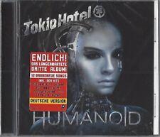 TOKIO HOTEL / HUMANOID (DEUTSCHE VERSION) * NEW CD 2009 * NEU *