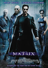 The Matrix A4 260gsm Poster Print