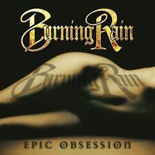 Burning Rain Epic Obsession 2 Bonus Tracks CD