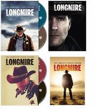 Longmire TV Series Complete Season 1-4 (1 2 3 & 4) BRAND NEW DVD SET