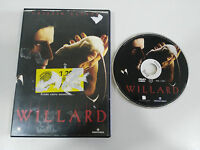 WILLARD CRISPIN GLOVER DVD + EXTRAS TERROR HORROR ESPAÑOL ENGLISH REGION 2
