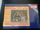 "Heljan 301 HO American Farm House Kit - 4-1/8 x 3"" 10.5 x 7.5cm SEALED"
