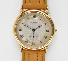 Pippo Perez 1990 quarz watch Mother of pearl Dial  new old stock, unused