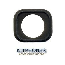 ADHESIF AUTOCOLLANT SILICONE BOUTON HOME IPHONE 5 CAOUTCHOUC JOINT RUBBER GASKET