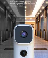 1080P Indoor /Outdoor Camera Waterproof IP65 Wireless WIFI Low Power Camera