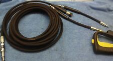 NILFISK E140 2-9 S EXTRA TO KARCHER & NILFISK REPLACEMENT 15M HOSE RUBBER 1 WIRE