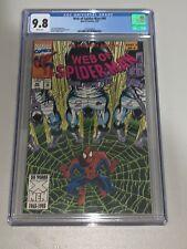 Web of Spider-Man #98 CGC 9.8