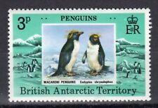 British Antarctic Territory Penguins Stamps