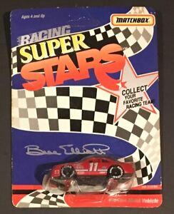 1992 Matchbox Super Stars Die Cast Nascar Racing Bill Elliott #11!!!
