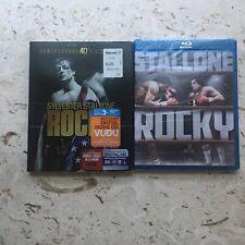 40th Anniversary Edition Rocky | Brand New | 2015 Blu-ray