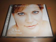 MARTINA McBRIDE cd WHITE XMAS let it snow SILVER BELLS silent night O HOLY NITE