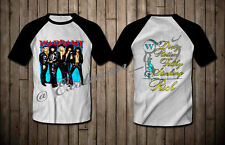 WARRANT CONCERT t-Shirt reprint 80's VINTAGE NOS Glam Heavy Metal Rock RARE! HTF