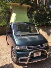 Diesel 1996 Campervans & Motorhomes with Back Seat Safety Belts