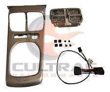 2010-2012 Camaro Genuine GM Metric Auxiliary Gauge 4 Pack V8 Manual Transmission