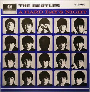 LP Beatles - A Hard Day's Night (NM / GB)