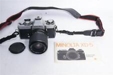 Minolta XD-5 mit Hanimex M.C. Zoom Macro 3.5-4.5 mm