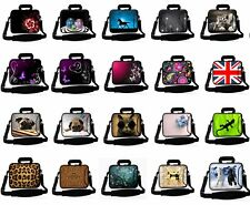 """Laptop Shoulder Bag Carry Case Cover For 10"""" 13.3"""" 14"""" 15.6"""" 17.3"""" Laptop Tablet"""