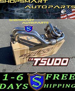 TSUDO Unequal Length UEL race Headers FOR Subaru BRZ 2012 13 14 15 16 17 18 2019