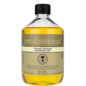 Neal's Yard Remedies Professional Range Soothing Massage Oil 500ml