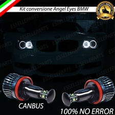 LUCI DI POSIZIONE LED H8 SPECIFICO ANGEL EYES BMW SERIE 1 E87 6000KBIANCO CANBUS
