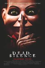 Dead Silence Single Sided Original Movie Poster 27x40 inches