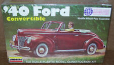 Lindberg 1940 Ford Convertible Model Kit *SEALED* 1/32 Scale
