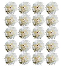40pcs 6cm Artificial Silk Peony Flower Head Flower Ball Wedding Decor