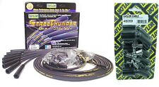 Street Thunder Ignition Wire Set Universal and LS Coil Pack Terminals (bundle)