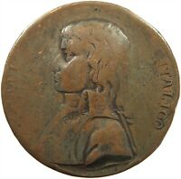 FRANCE MEDAL 1798 NAPOLEON 35MM 20.5G #s32 155