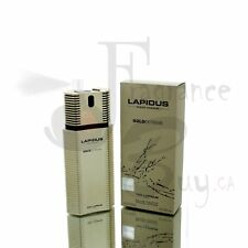 Lapidus Gold Extreme By Ted Lapidus M 100ml Boxed