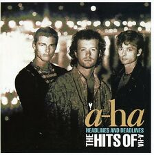Headlines & Deadlines-The Hits Of A-Ha - A-Ha (2003, CD NIEUW)